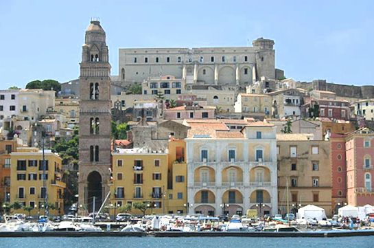Vacation accommodation in Gaeta